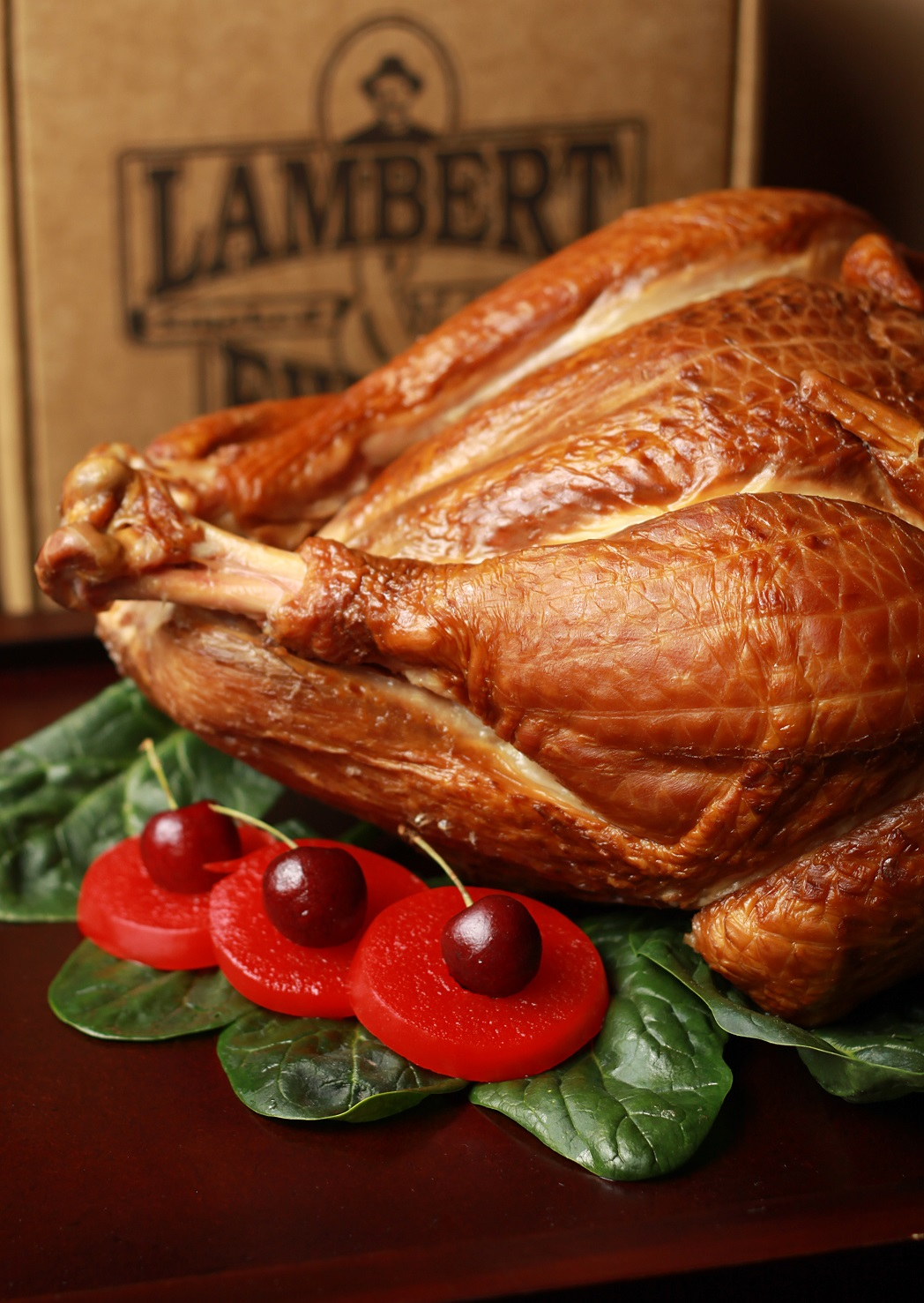 Lambert & Ewers Whole Smoked Turkey
